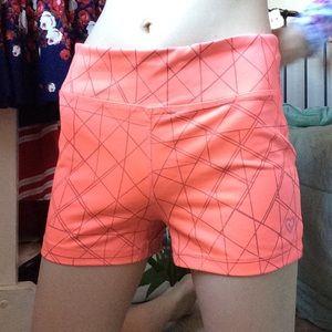 Nordstrom Shorts - Stretchy Geometric Gyp Sports Shorts Volleyball